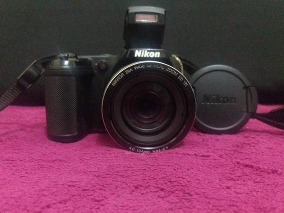 Câmera Digital Nikon 16.1 Megapixels L320