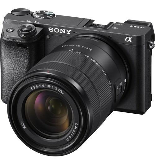 Sony A6300 + Lente E 18-135mm F/3.5-5.6 Oss - Loja Platinum
