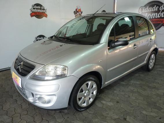 Citroën C3 1.6 16v Exclusive Flex 5p