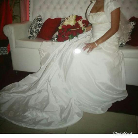 Vestido De Novia.marca:nox Anaeel.talla M. Rematando 50ambos