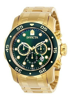 Invicta Pro Diver 0075 Gold Reloj Hombre