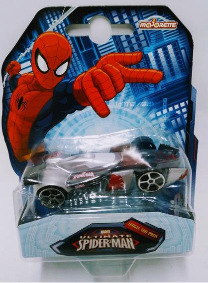 Auto Spider Man Ultimate - Escala 1/64 Majorette