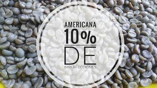 Café Verde Americana De Chiapas 10kg Región Soconusco