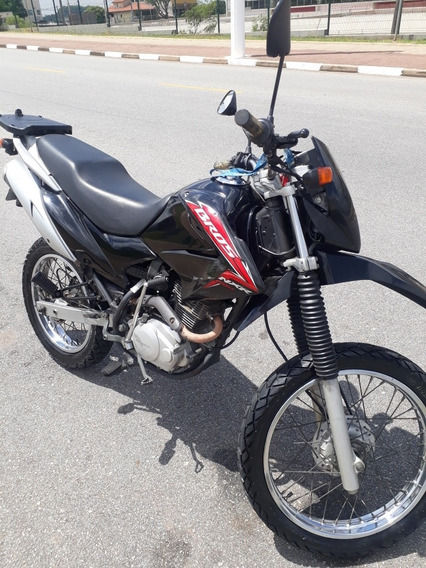 Honda Bros 150 Ks