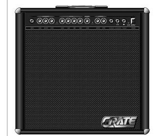 Amplificador De Guitarra Crate Gx-30m