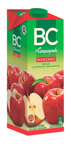 Jugo De Manzana Bc La Campagnola X 1 Lt