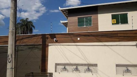 Ótima Casa Geminada Duplex Com Entrada Coletiva No Bairro Santa Amélia. - Gar9536