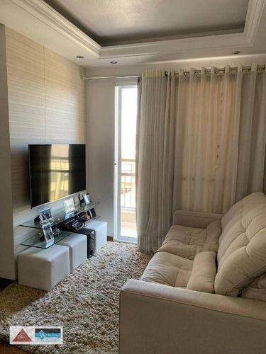 Imagem 1 de 12 de Apartamento Com 2 Dormitórios À Venda, Jardim Vila Formosa - São Paulo/sp - Ap6887