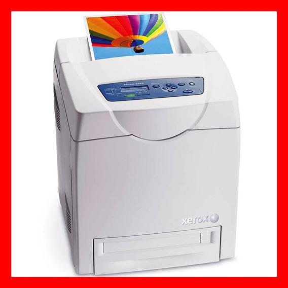 Impressora Laser Color Xerox 6280 - Semi Nova