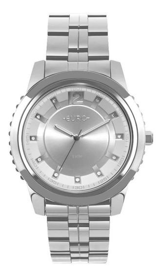 Relógio Euro Feminino Eu2033ag/4a - Frete Grátis