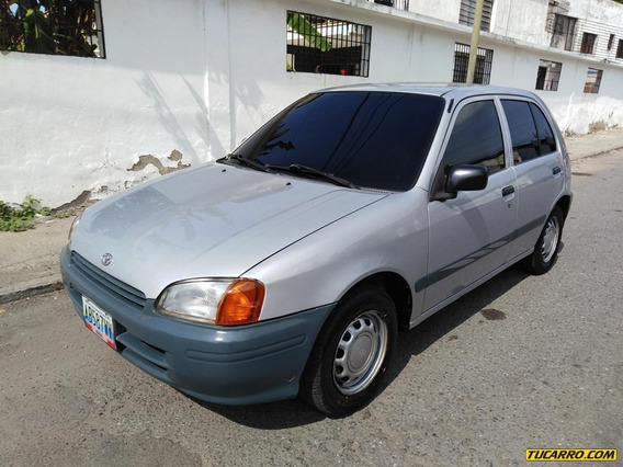 Toyota Starlet Sedan Sincronica