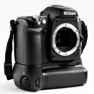 Cámara Nikon D80 10 Mp Menos De 5k Disparos