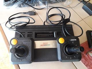 Atari 2600 Jr Con 64 Juegos Precargados