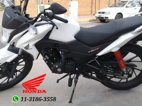 Moto Honda Cb125f Twister 0km