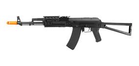 Rifle De Airsoft Elétrico Aeg Ak74m C/ Mount Full Metal- Aps