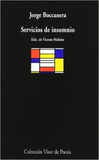 Servicios De Insomnio, Jorge Boccanera, Visor
