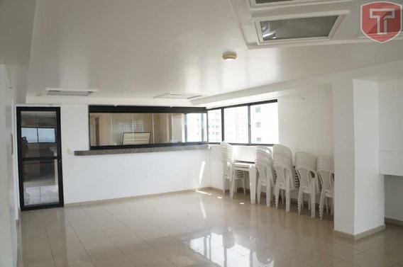Apartamento Para Vender, Manaíra, João Pessoa, Pb - 1431