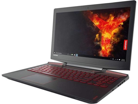 Laptop Lenovo Legion Y720 I7 16gb Gtx 1060 6gb 128gb Ssd+1tb