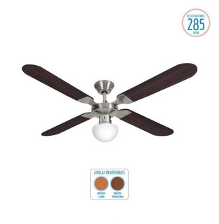 Ventilador De Techo Liliana Vthm210 Mad. Rev. 5 Vel- 4603020