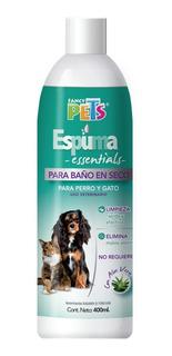 Shampoo Espuma En Seco Perro/gato 300 Gr
