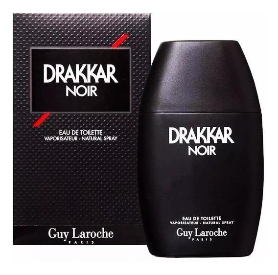 Perfume Drakkar Noir 100ml Guy Laroche Original Lacrado