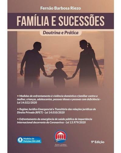 Imagem 1 de 1 de Família E Sucessões: Doutrina E Prática