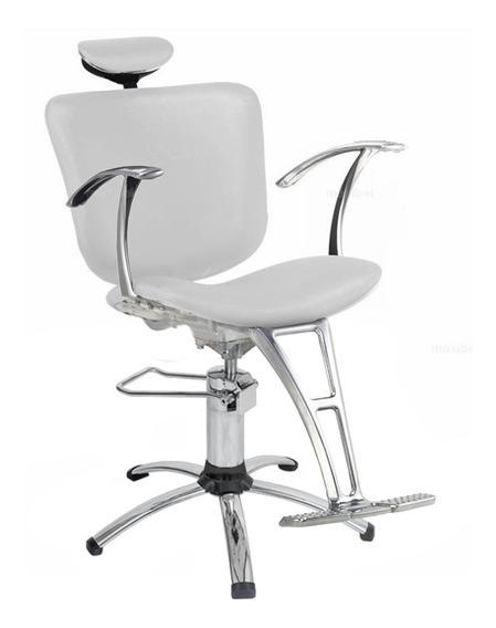 Cadeira Para Maquiagem Reclinável Hidráulica - Lúmia Dompel