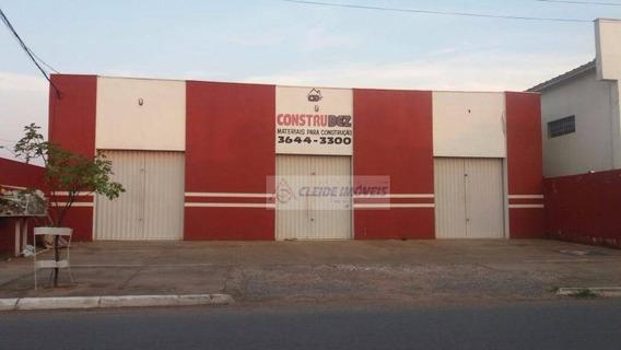 Salão Para Venda No Bairro Jardim Industriario - Sl0055