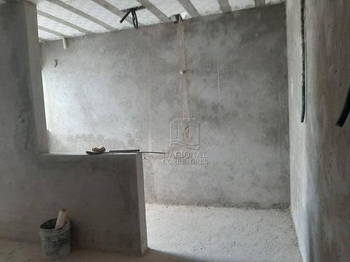 Cobertura À Venda, 140 M² Por R$ 520.000,00 - Vila Metalúrgica - Santo André/sp - Co0934