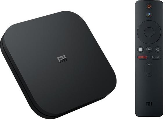 Xiaomi Mi Box S 4k Ultra Wi-fi/hdmi/usb - Original + Nf