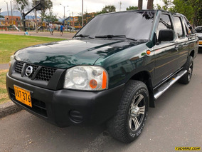 Nissan Frontier Np300 2400cc 4x2