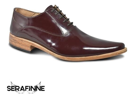 Zapato Hombre Vestir Cuero Charol Free Comfort 11002 11003