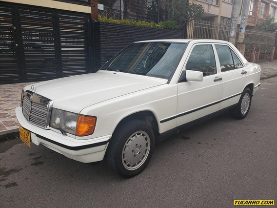 Mercedes Benz Clase 190e Aa 2.0 5p
