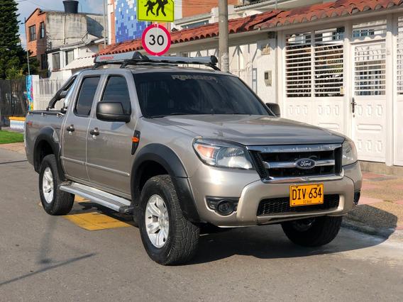 Ford Ranger Xlt 4x4 2500icc Mt Aa Ab Abs