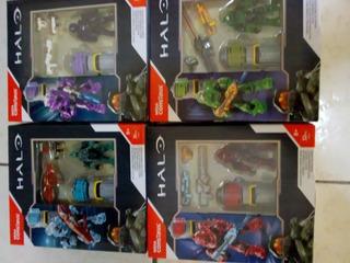 Halo Mega Construx Power Pack Coleccion.