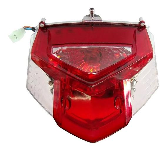 Lanterna Traseira Traxx Moby-50 2012