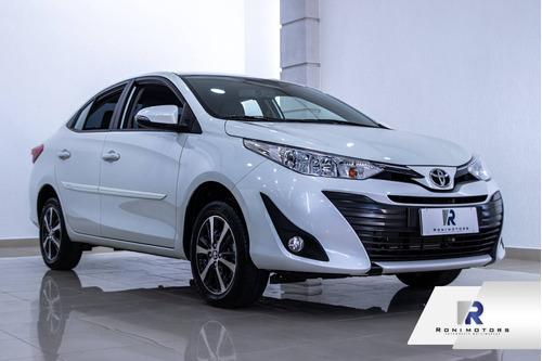 Imagem 1 de 15 de Toyota Yaris 1.5 16v Flex Sedan Xs Connect Multidrive