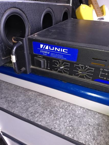 Potência Unic Zx 600