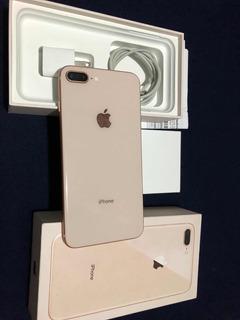 iPhone 8 Plus 256 Gb Liberado Estética 10