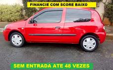 Renault Clio Financie Com Score Baixo E Sem Entrada