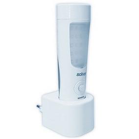 Luminária Sensor De Presença E Lanterna Solver Slm-302 220v