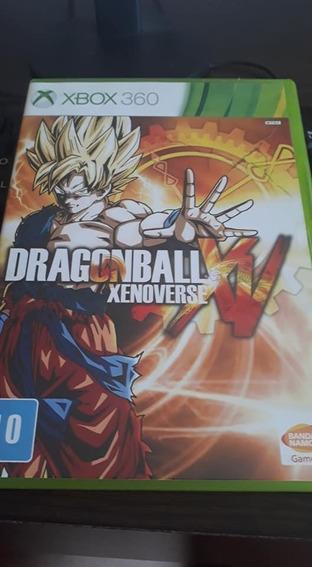 Jogo Dragonball Xenoverse Xbox 360 Original