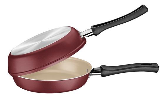 Satén Tortillero De Aluminio Con Revestimiento Interno De An