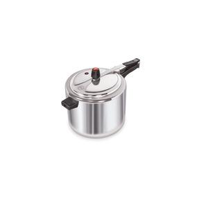 Panela De Pressão 10,0 Alumínio Polido - Alumínio Oliveir