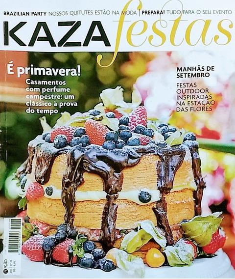 Revista Kaza Festas