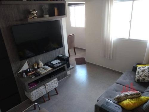 Imagem 1 de 16 de Casa Com 2 Dormitórios À Venda, 65 M² Por R$ 240.000,00 - Jardim Marajoara - Nova Odessa/sp - Ca2558
