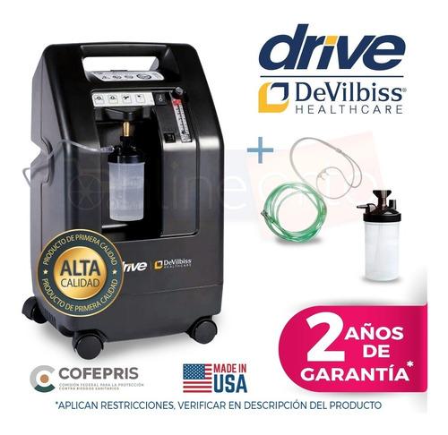 Imagen 1 de 10 de Concentrador De Oxigeno 5 Litros 525ds Marca Devilbiss