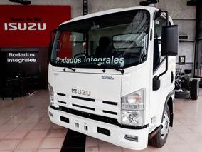 Isuzu Npr 75 - 0 Km - Carga 5 Tn - Rodados Integrales Sa