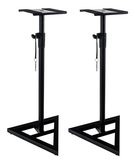 Suporte Pedestal Monitores De Referência Krk Jbl Yamaha Etc