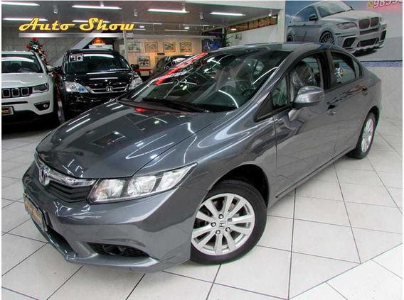 Honda Civic 1.8 Lxs 16v Flex 4p